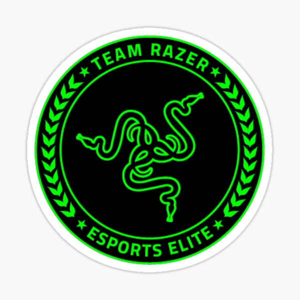 Razer Team Kit Sticker