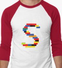 S t-shirt Men's Baseball ¾ T-Shirt