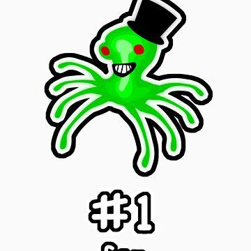 The #1 Fan! by SecretLab