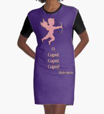 Vestido camiseta O, Cupido, Cupido, Cupido!