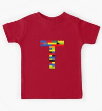 T t-shirt Kids Clothes