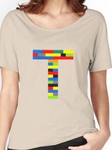 T t-shirt Women's Relaxed Fit T-Shirt