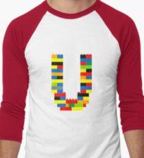 U t-shirt Men's Baseball ¾ T-Shirt