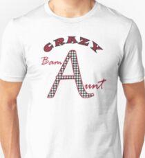 Crazy Bama Aunt Unisex T-Shirt
