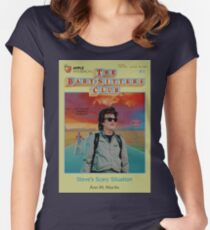 The Babysiter's Club Women's Fitted Scoop T-Shirt