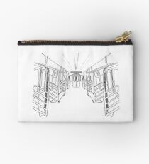 Interior NYC Subway Studio Pouch