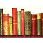 «Bibliophile Vintage Library» de MagentaRose