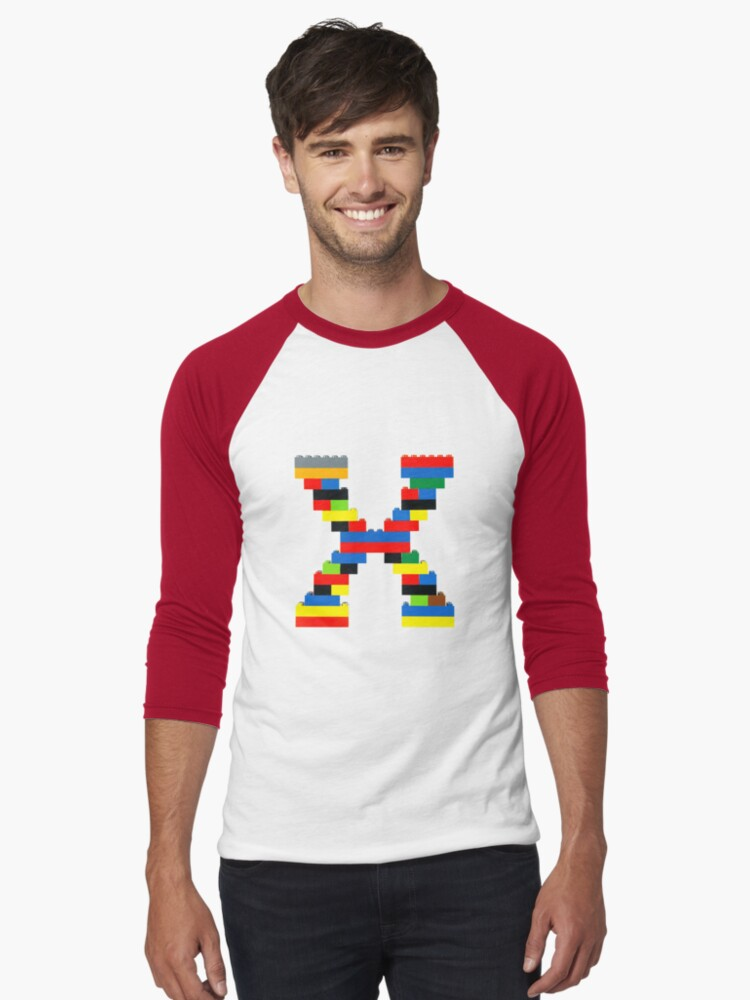 X t-shirt by Addison