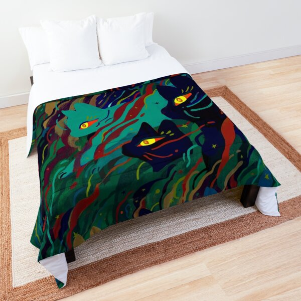 Caterwauling Comforter