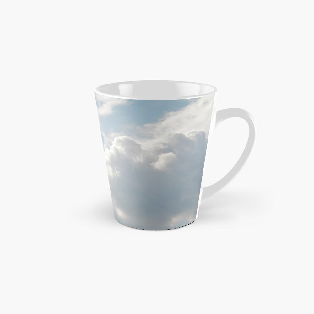 White clouds Mug