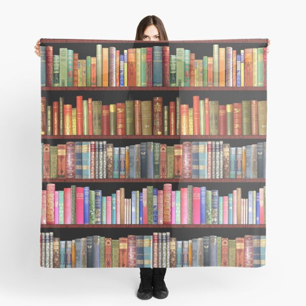 Jane austen antique books, British antique books Scarf