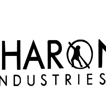 Charon Industries logo (black) by Shineytrooper