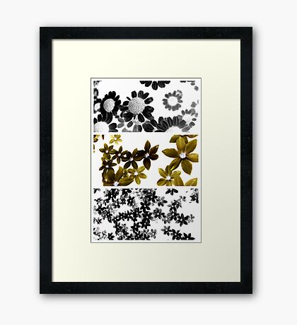 Specimens from the Inverted World Framed Print