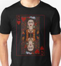 Frida,  Queen of Hearts II Unisex T-Shirt