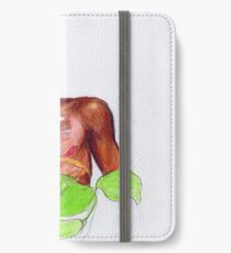 BdyPnt & Lvs iPhone Wallet/Case/Skin