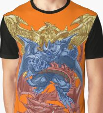 Egyptian God Cards Graphic T-Shirt