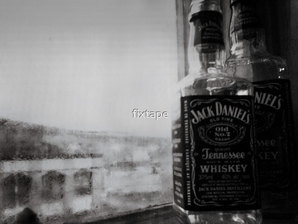 Jack D on a Rainy Day by fixtape