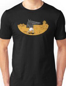 Anubis Fanboy on a Skateboard T-Shirt