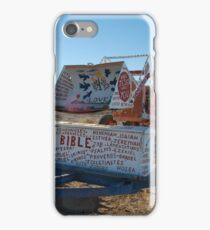 godly bucket truck iPhone Case/Skin