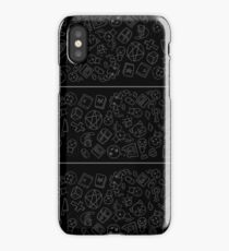 The Binding Of Isaac Doodles iPhone Case/Skin