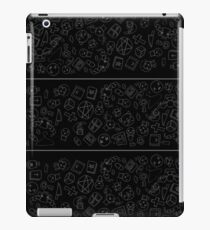 The Binding Of Isaac Doodles iPad Case/Skin