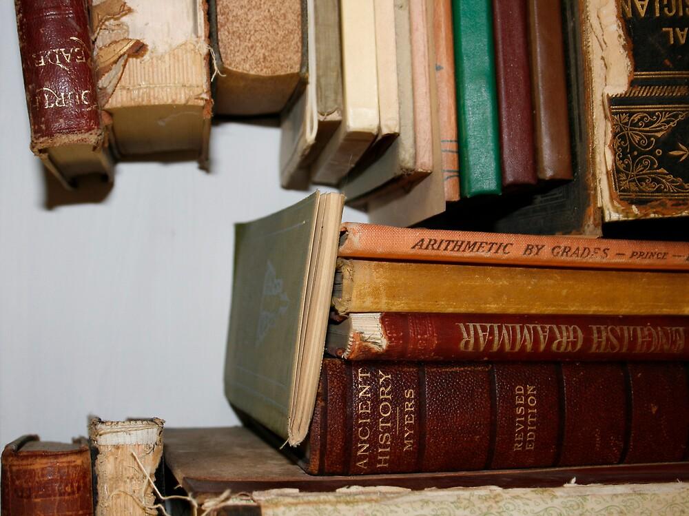 The Story of Books by Rebecca Leonard