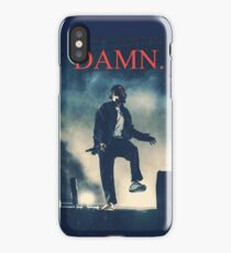 DAMN- Kendrick Lamar  iPhone Case/Skin