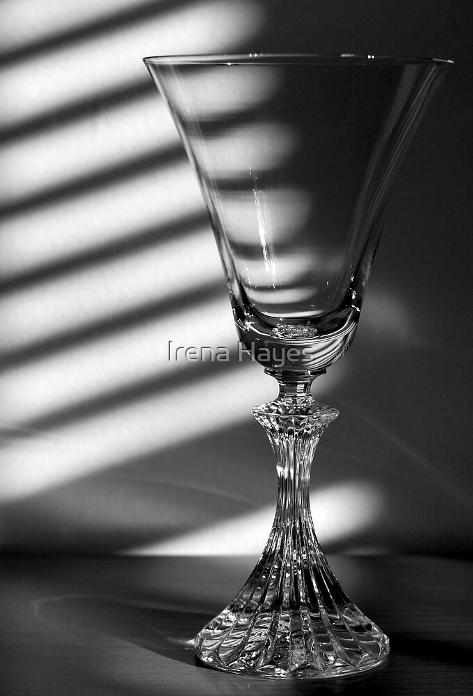Glass  by Irena Hayes
