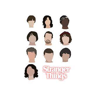 stranger things. by glitteredgold