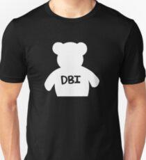 Offical Drunk Bear Industries white benny Unisex T-Shirt