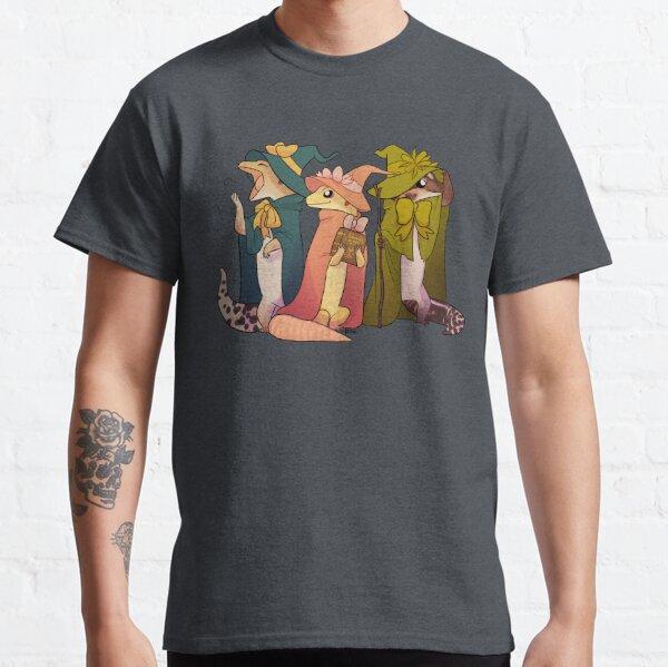 3 wizard Lizard friends! Classic T-Shirt