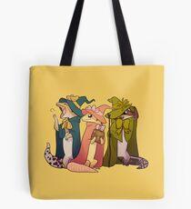 3 wizard Lizard friends! Tote Bag
