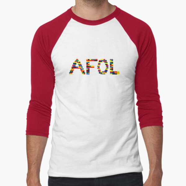 AFOL Baseball ¾ Sleeve T-Shirt