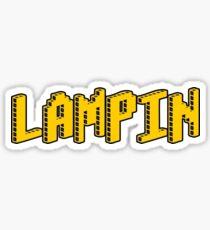 Lampin Sticker