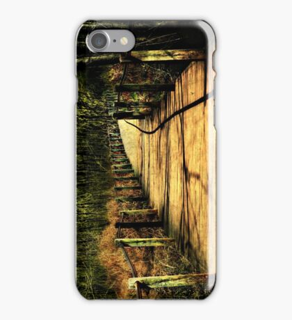 The Path Less Taken iPhone Case/Skin
