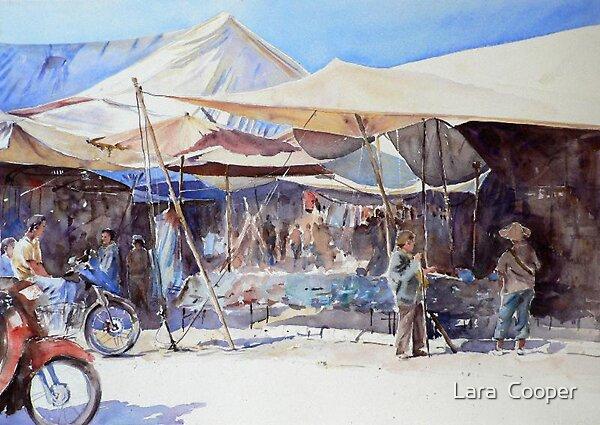 Chiang Dao Market by Lara  Cooper
