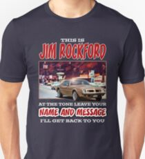 The Rockford Files Unisex T-Shirt