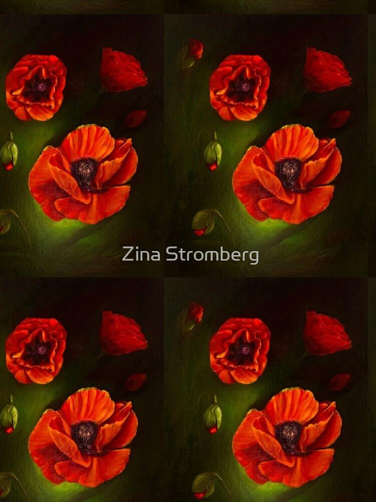 Poppies by ZinaStromberg