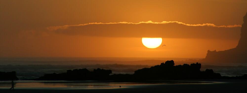 Dawn light by Karl Soulos