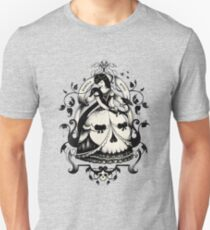 Mrs. Death Unisex T-Shirt