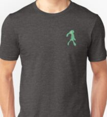 bold and brash - small Unisex T-Shirt