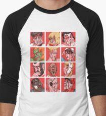 Losers Men's Baseball ¾ T-Shirt