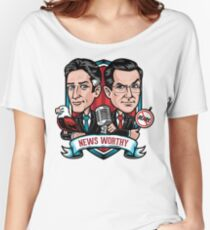 News Worthy Women's Relaxed Fit T-Shirt