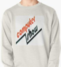 Computer Show Pullover