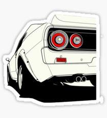 KenMeri Skyline Gtr Sticker
