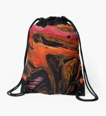 Music Is A Gift To The Heart Dedicated to all you lovely people Drawstring Bag
