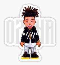 Ozuna Cartoons Sticker