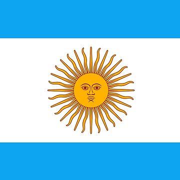 ARGENTINA Russia 2018 by o2creativeNY