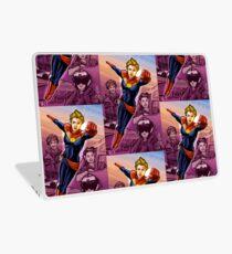 Strong Female Super Hero Laptop Skin