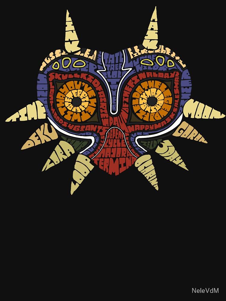 TShirtGifter presents: Majora's Mask | Unisex T-Shirt